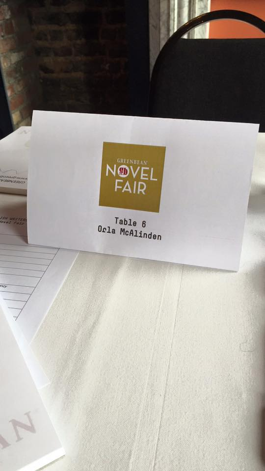 Exhaustion and exhilaration at the Novel Fair