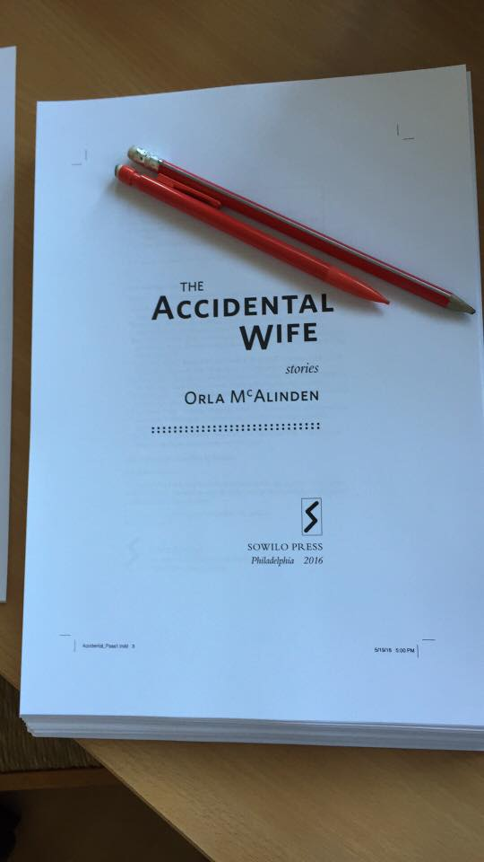 Welcome to The Accidental Wife, from the wonderful world of Irishwriters