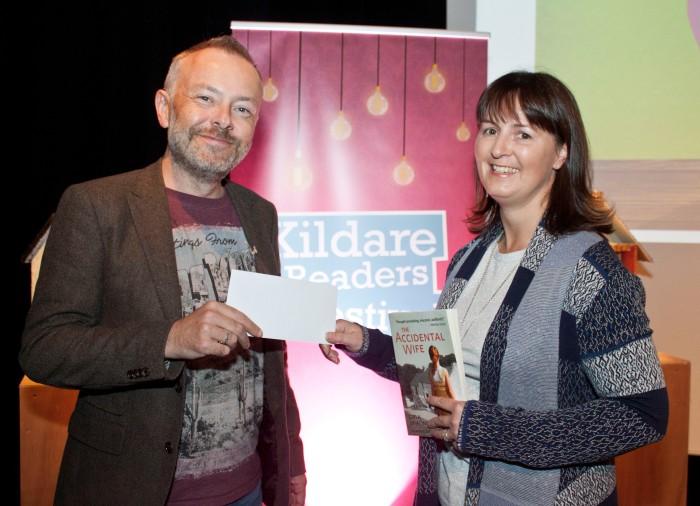 Ireland's biggest book-club host meets Ireland's biggestbook-fan!